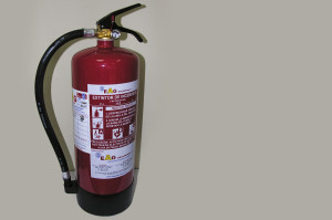 Extintor EAG